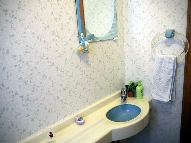 トイレ トイレの手洗い場