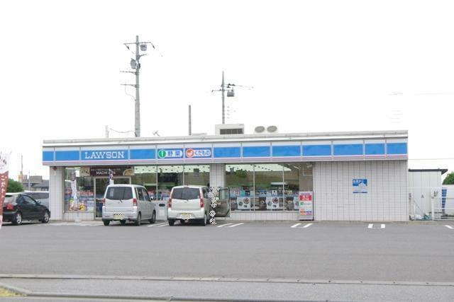コンビニ ローソン小山横倉店