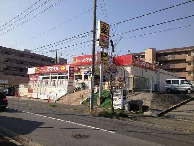 ドラッグストア スマイルドラッグ 青葉黒須田店徒歩19分