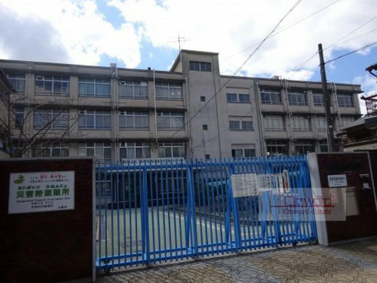 小学校 【小学校】大阪市立大隅東小学校まで320m