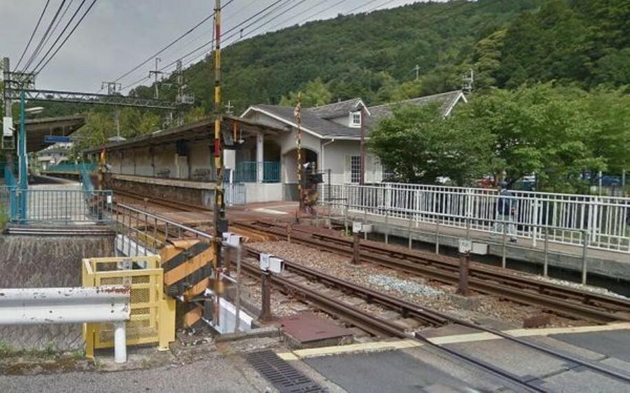 神鉄六甲駅(神鉄 有馬線) 神戸電鉄 神鉄六甲駅