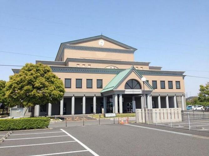 図書館 菖蒲図書館
