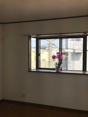 洋室 ファミリーマート尼崎次屋三丁目店まで509m 徒歩7分