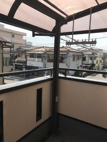 バルコニー JR神戸線『尼崎駅』
