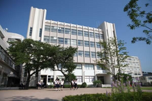 中学校 【中学校】      実践女子学園中学校・高等学校まで1362m