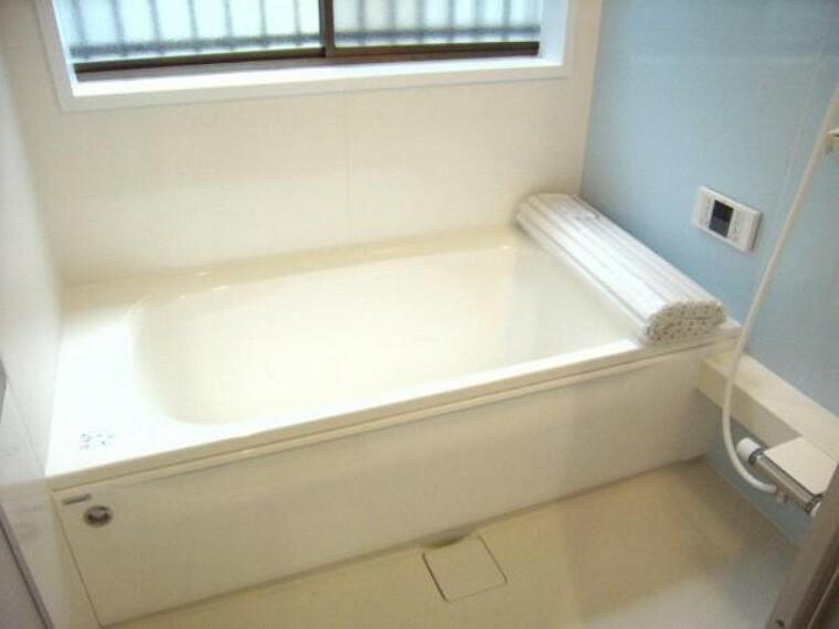浴室 入れ替え済のバスルーム