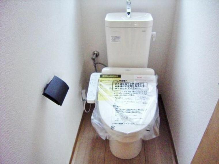 トイレ 2階部分トイレ