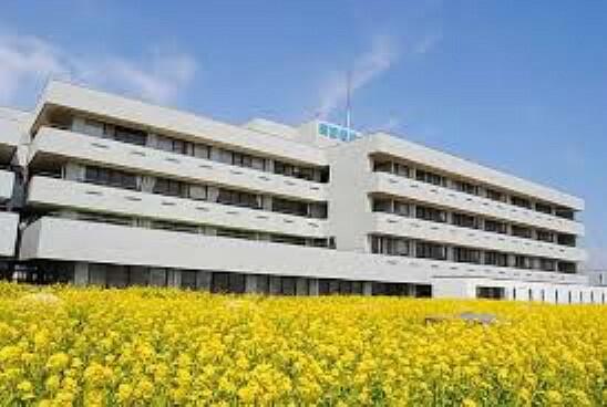 病院 【総合病院】市立御前崎総合病院まで8340m