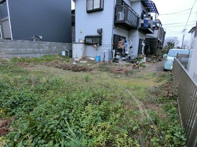 現況写真 小田急小田原線「鶴巻温泉」駅が最寄り駅。