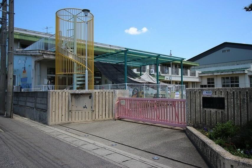 幼稚園・保育園 奥町東保育園