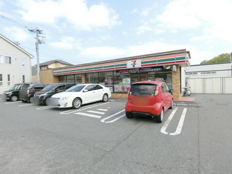 コンビニ セブンイレブン千葉柏台店
