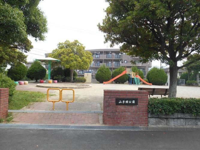 公園 すぐそばにある山手緑公園