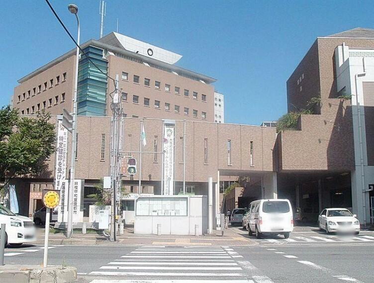 周辺 松原市役所