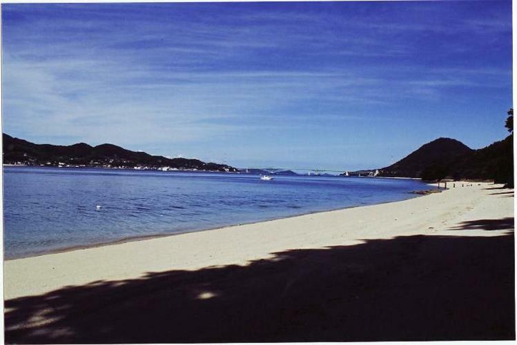現況写真 笠佐島旧海水浴場