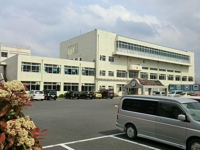 中学校 元郷中学校