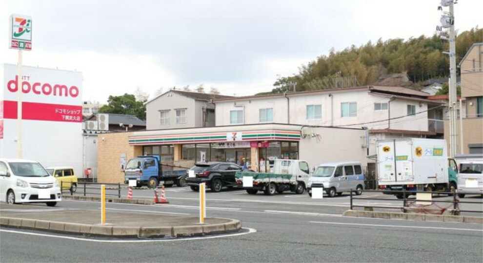 コンビニ セブンイレブン 下関汐入店