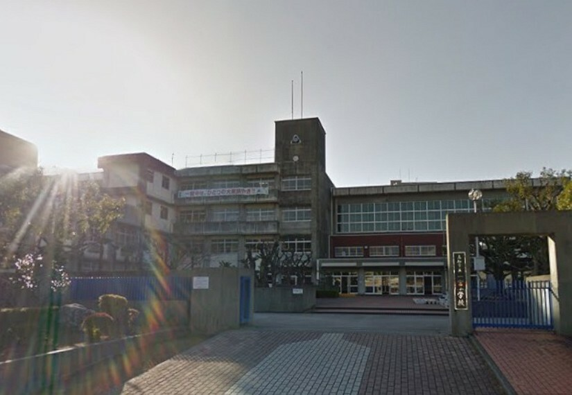 中学校 【中学校】高知市立一宮中学校まで2648m