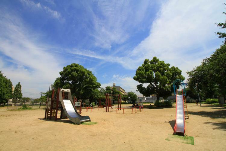 公園 鶴浜北公園