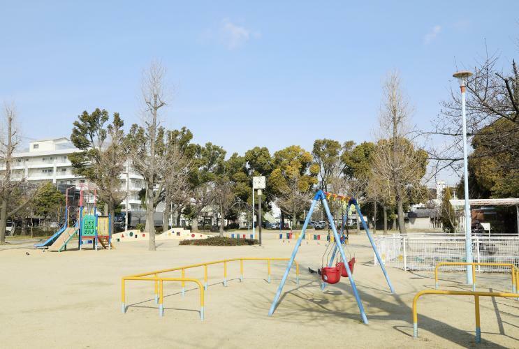 公園 鶴町中央公園
