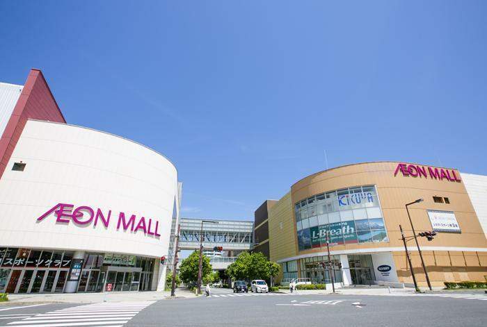 ショッピングセンター イオン千葉ニュータウン モール棟(約840m・徒歩11分)