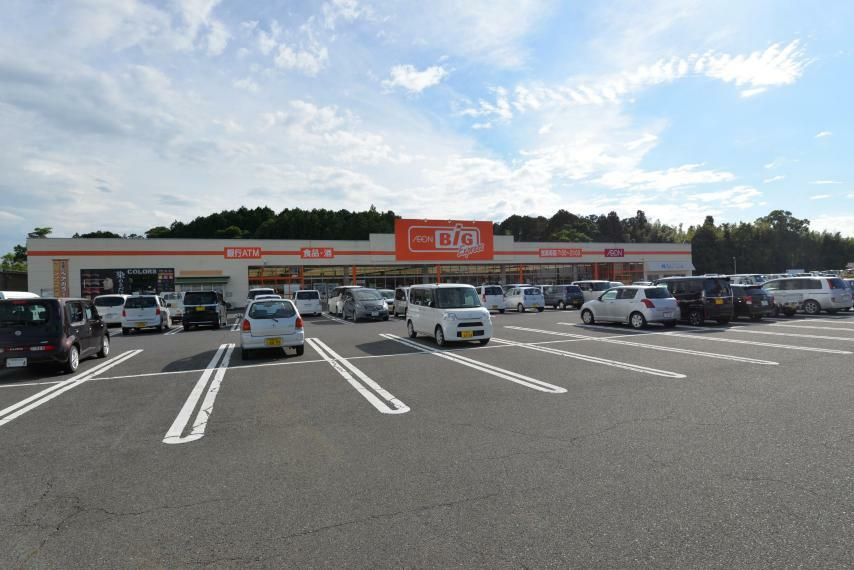 スーパー ザ・ビッグ甲南店 車4分 ■7:00-21:00 朝7時から開店が便利