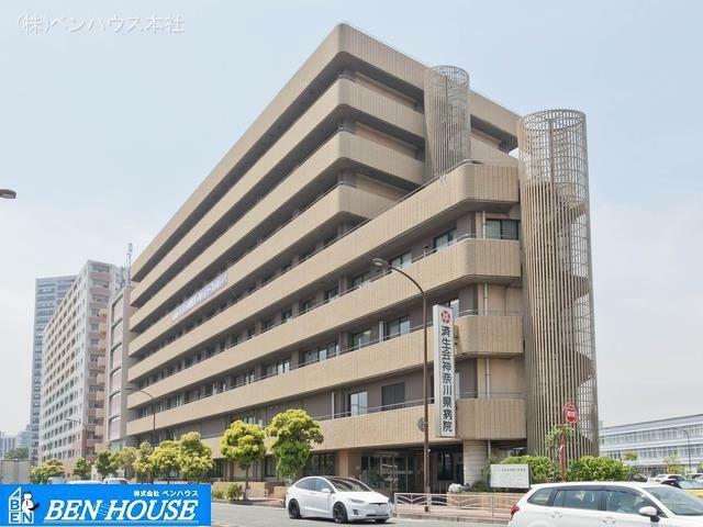 病院 神奈川県病院 距離1450m