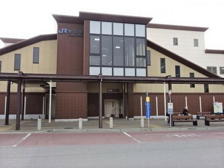 JR山陽本線「魚住駅」駅の南口・北口には神姫バス・Tacoバスが運行しているので便利ですね。山陽魚住駅にも歩いて行けます。
