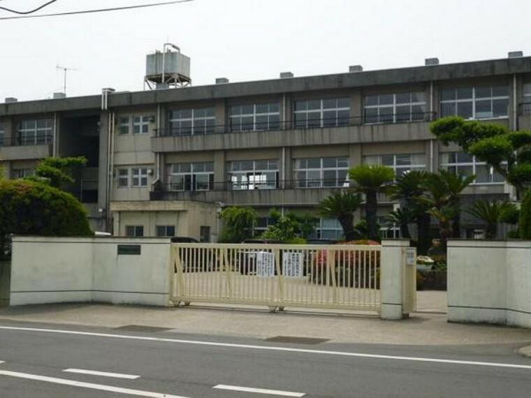 中学校 倉敷市立郷内中学校