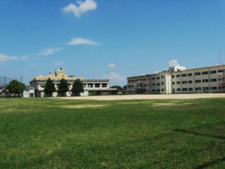 中学校 【中学校】川西南中学校まで1767m