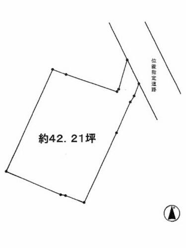 区画図 区画図です。 当店では当物件以外にも、インターネットに掲載しきれない物件を横須賀市・三浦市・逗子市を中心に、お客様のご希望に合わせてご提案させて頂いております。まずは是非お気軽にご相談下さい