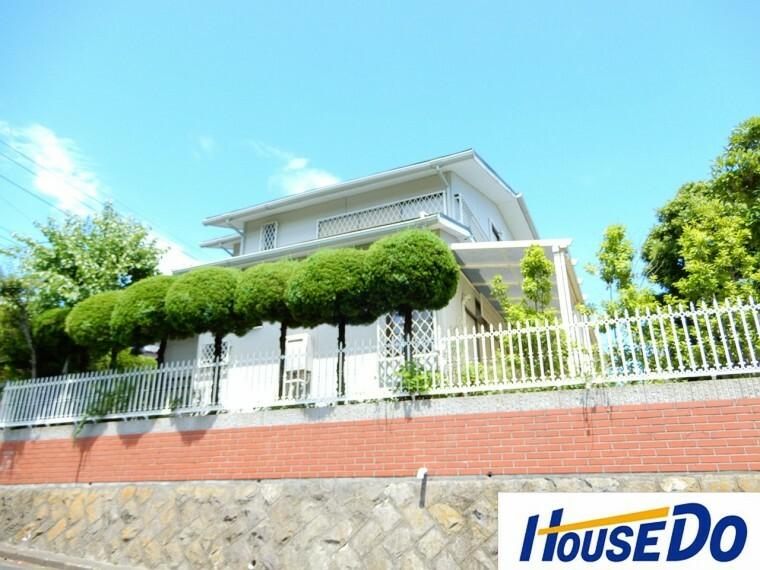 外観写真 キッチン、トイレ、1階洋室・和室、2階洋室等もリフォーム済です。
