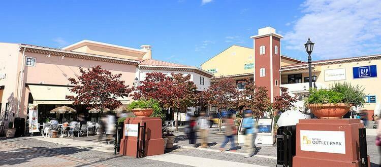 ショッピングセンター 三井アウトレットパーク 多摩南大沢