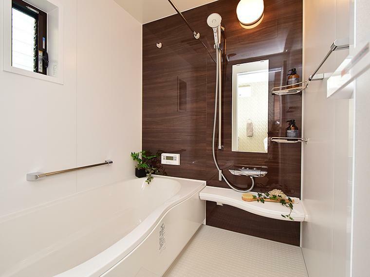 浴室 【ZEH+IOT仕様付】20号地モデルハウス