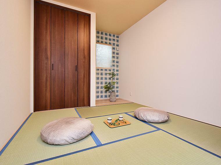 和室 【ZEH+IOT住宅仕様付】18号地モデルハウス