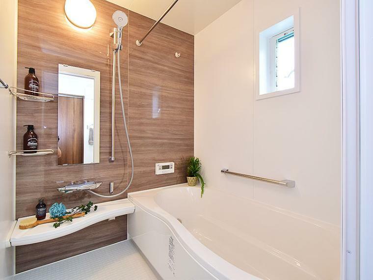 浴室 【ZEH+IOT住宅仕様付】18号地モデルハウス