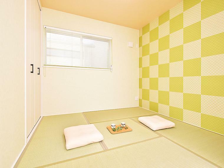 和室 【ZEH+リチウムイオン蓄電池付】2号地モデルハウス