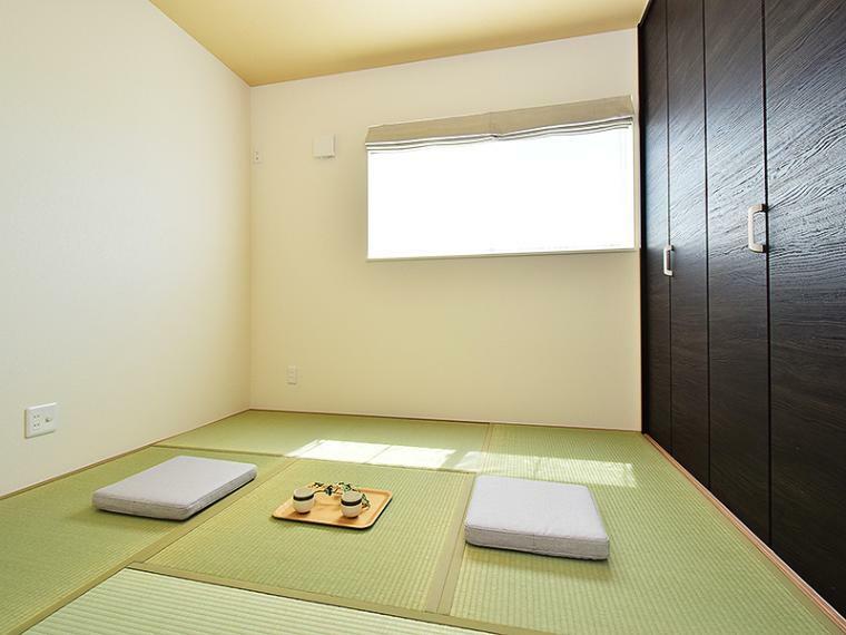 和室 【ZEH+IOT仕様付】I-2号地モデルハウス