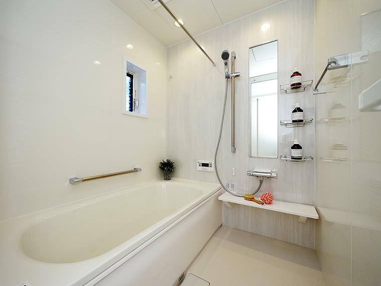 浴室 【ZEH仕様+IOT仕様付】8号地モデルハウス 浴室