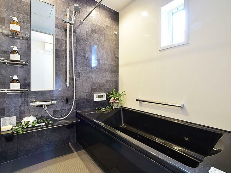 浴室 【ZEH+IOT住宅仕様付】II-4号地モデルハウス