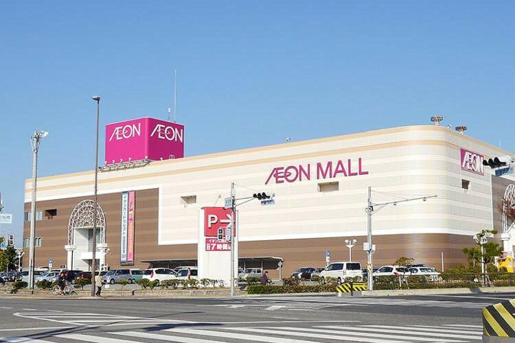 ショッピングセンター イオン姫路リバーシティ