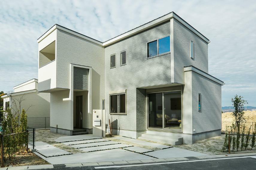 現況外観写真 A-7号棟「満たされる家」