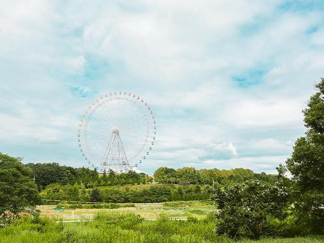 公園 モリコロパーク(愛・地球博記念公園)