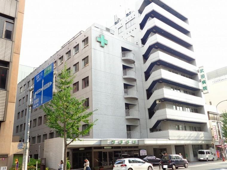 病院 【総合病院】武田病院まで1000m