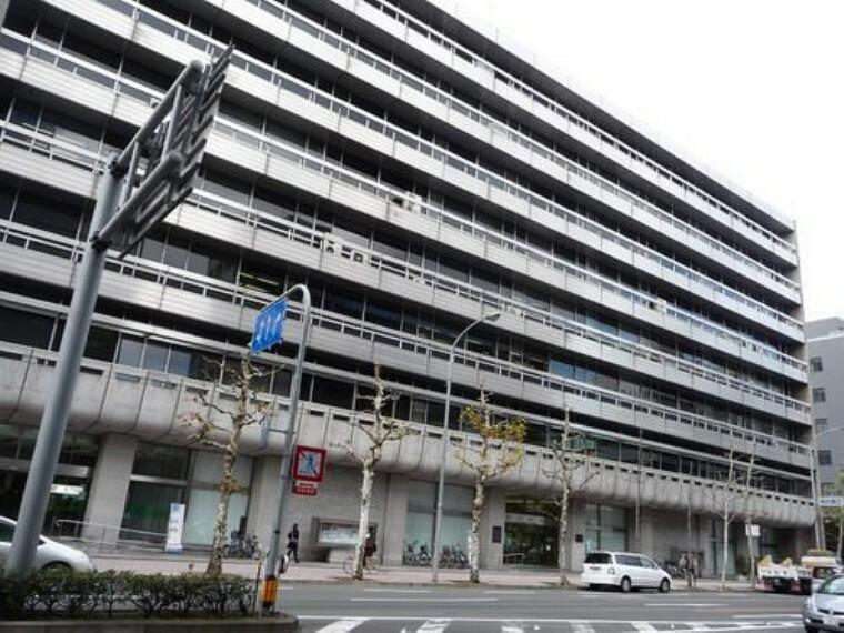 銀行 【銀行】京都銀行 本店まで850m