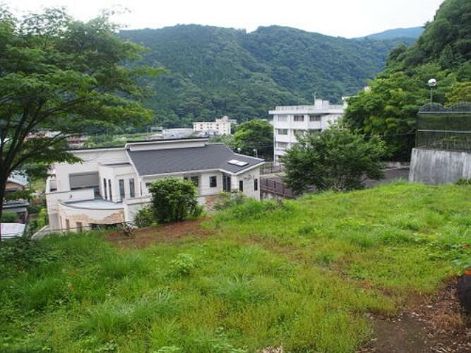 現況写真 箱根登山線「入生田」駅徒歩約3分です。