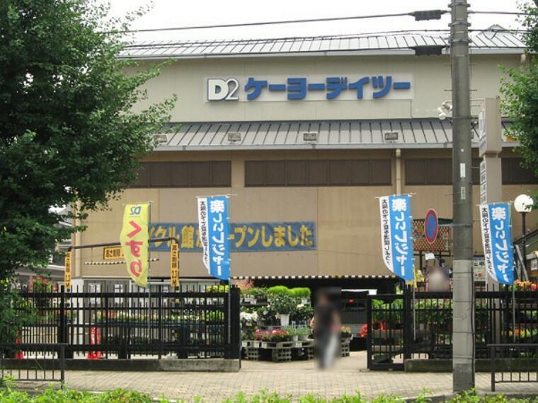 ホームセンター ケーヨーデイツー川端店 DIYの強い味方、園芸用品や自転車も揃っています。