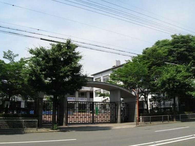 小学校 京都市立錦林小学校