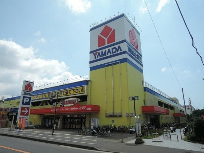 ホームセンター ヤマダ電機テックランド海老名店