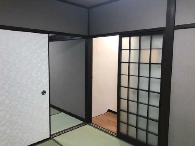 和室 開放的は間取り 部屋間を開放してウィルス対策に十分な換気