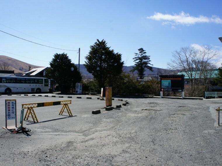 高速バス 平野停留所